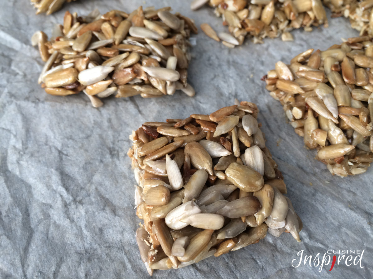 """Kozinaki"", ""Козинаки"", Sunflower Seeds Brittle Recipe 